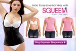 Squeem Body Shapers Before and After