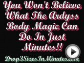 Ardyss Body Magic - You Won