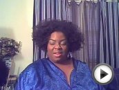 Ashley Stewart Jumpsuit & Ross-Body Shaper.wmv