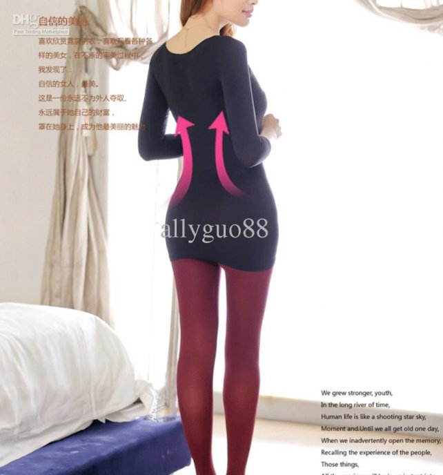 Wholesale women shaper body shapewear lady slimming long lseeve
